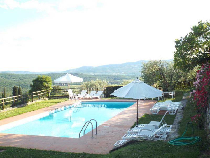 Castello di montozzi pergine valdarno appartamenti in - Piscina di pergine ...