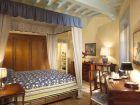 Camera Matrimoniale Casa Tornabuoni Firenze