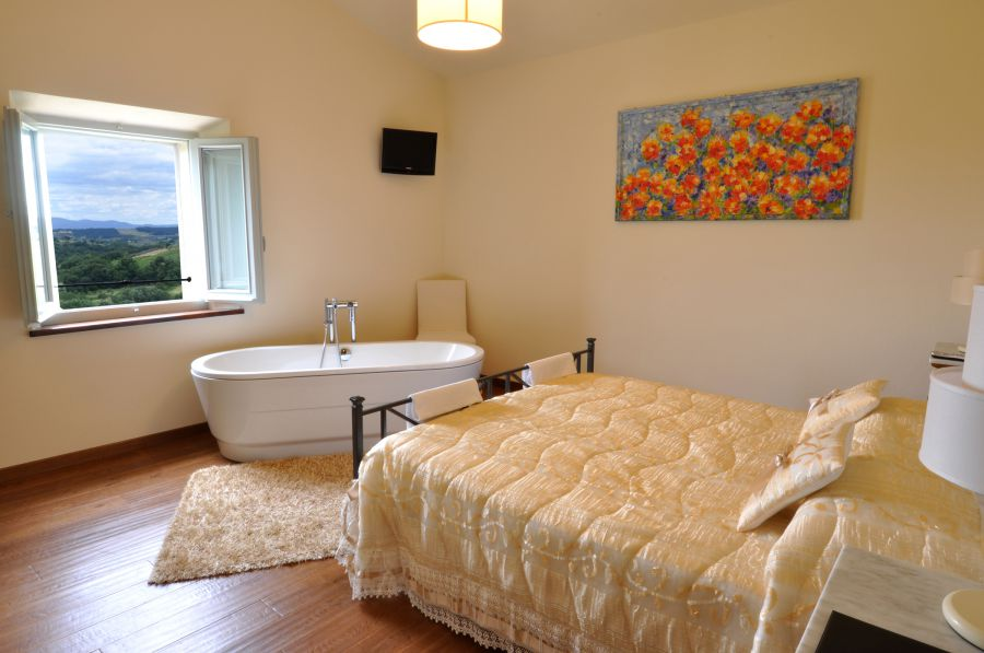 Villa arnilù san gimignano, delizioso bed and breakfast nel cuore ...