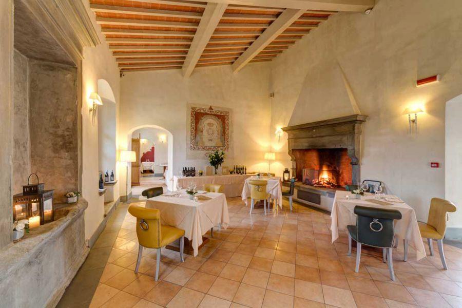 Villa tolomei resort accommodations walk to florence for Arredo casa firenze