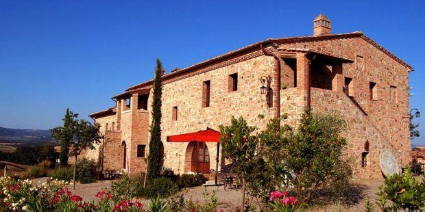 Farmhouse Cunina in Buonconvento near Siena,Farm Holiday ...