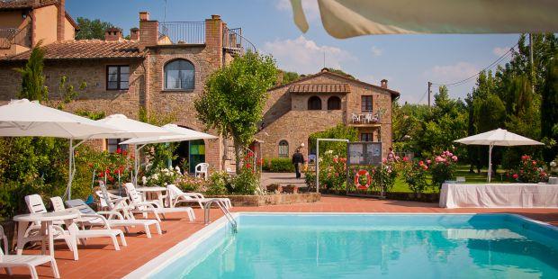 Residence Santa Maria nel Cuore della Toscana