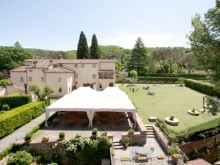 Country House Torre Santa Flora in Subbiano