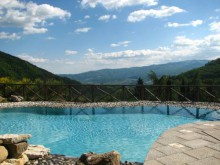 I Tre Baroni Resort near Poppi in Casentino